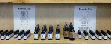 Essential Oils Now in Stock