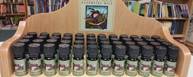 Essential Oils & Sprays Now in Stock